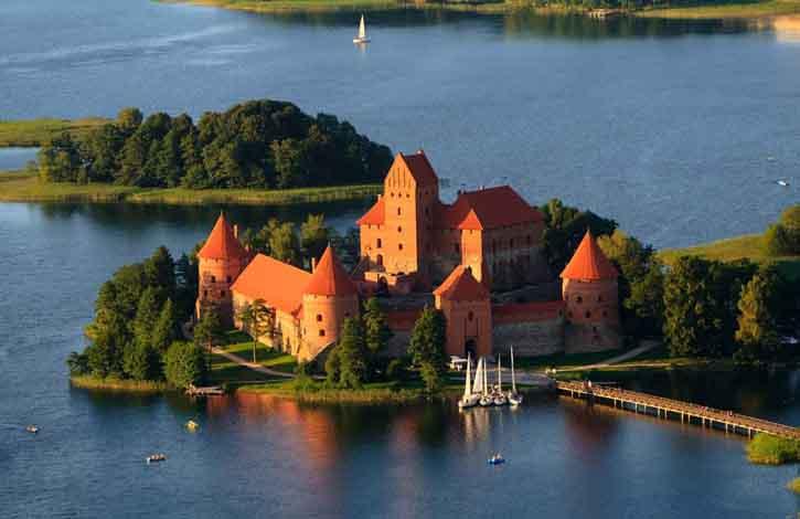 Отдых в Паланге планируем путешествие на курорт Литвы