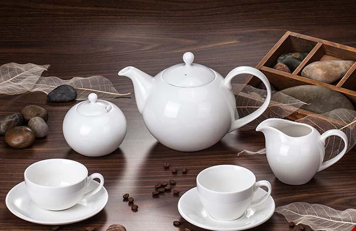 Чайные наборы Hotek для гостиниц