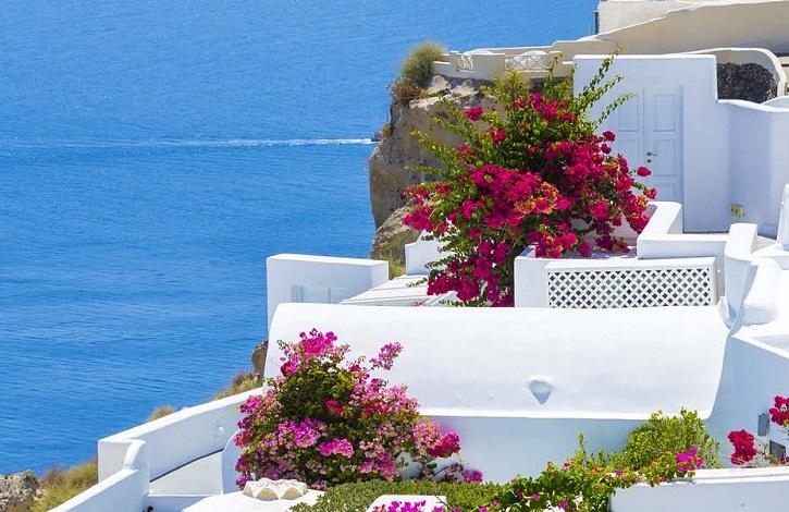 о. Санторини, Греция