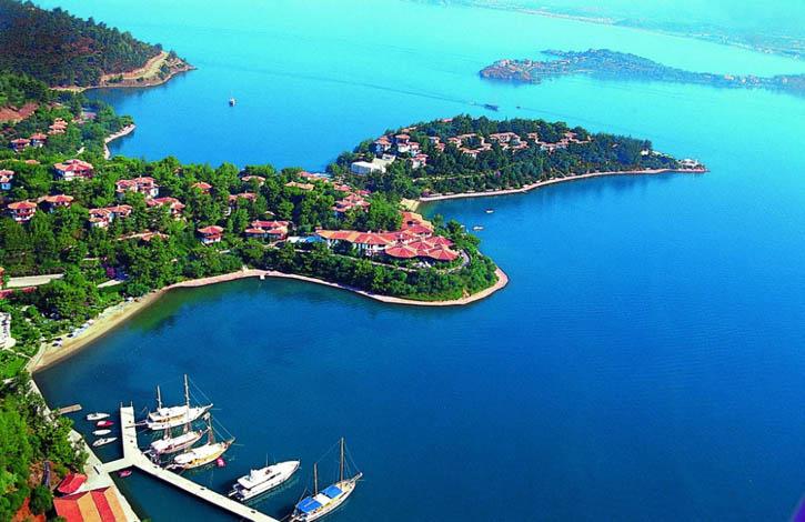 Даламан, Турция