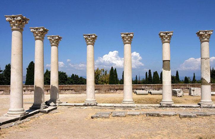 о. Кос, Греция