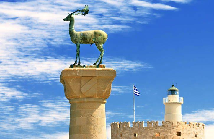 о. Родос, Греция