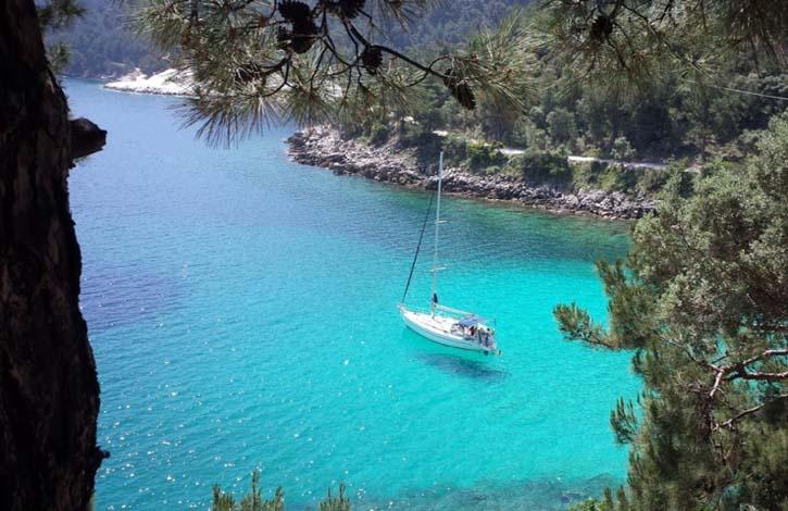 о. Тасос, Греция