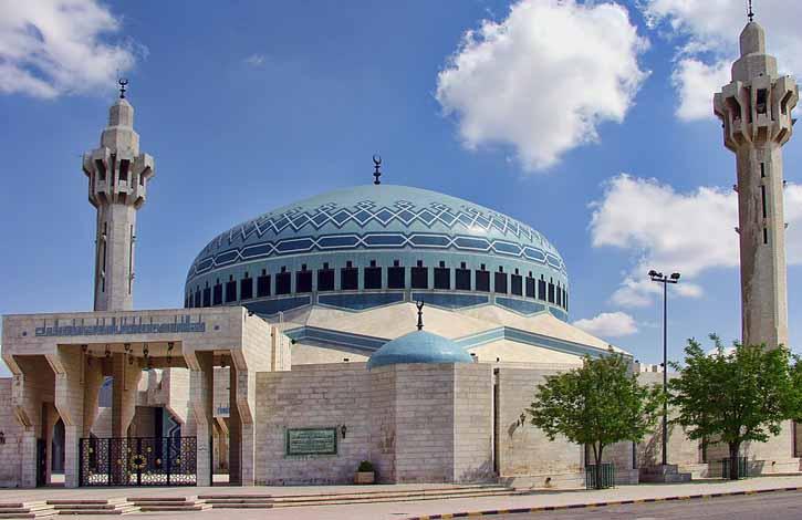 Амман, Иордания