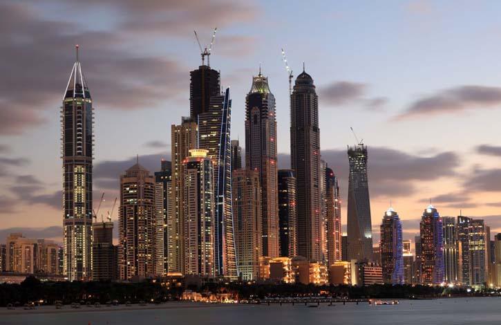 ОАЭ, Дубай Марина_4