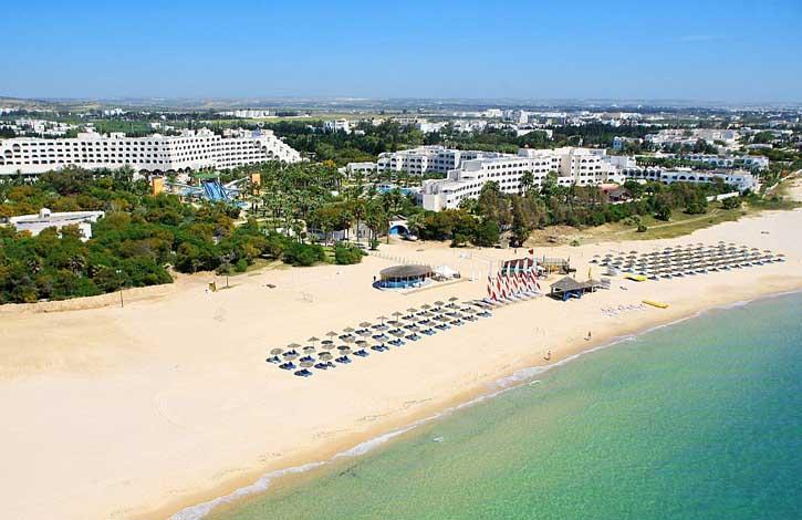 Тунис, Хаммамет 1