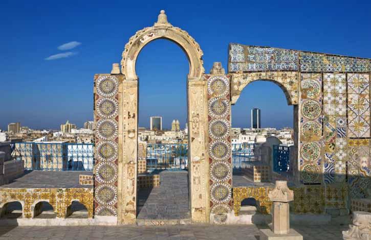 Тунис, Хаммамет 2