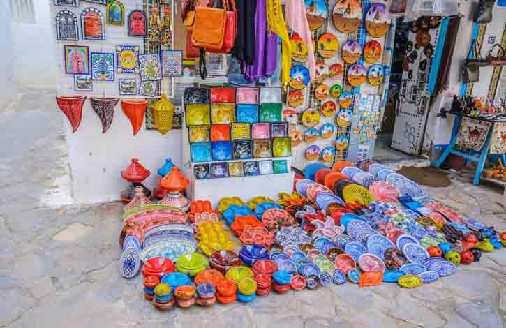 Тунис, Хаммамет 4
