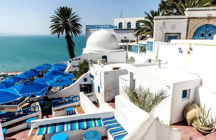 Тунис, Махдия 1