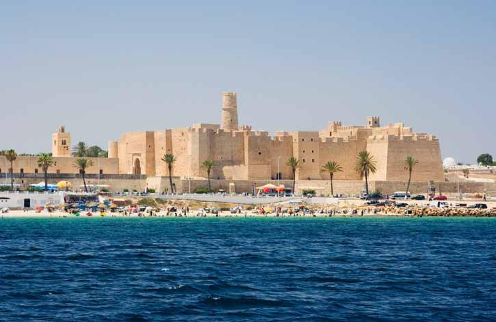 Тунис, Монастир 1