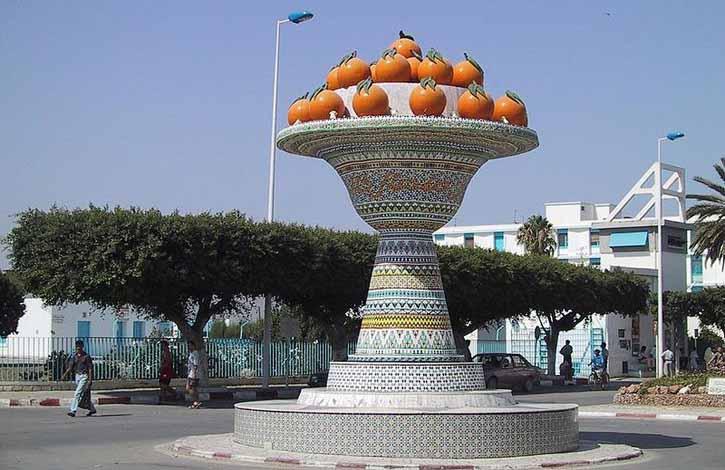 Тунис, Набель 3