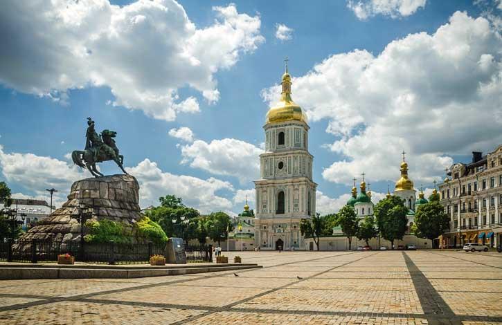 Украина, Киев 4