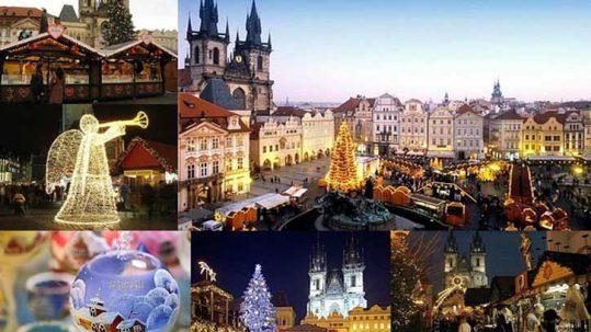 Автобусные туры в Чехию на Новый год