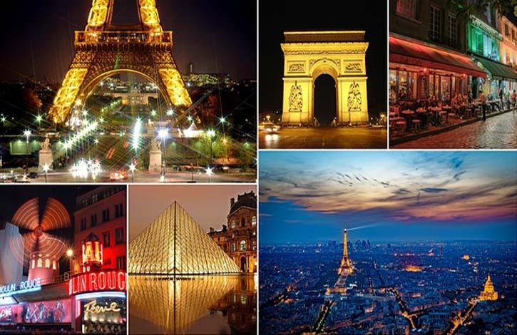 Блиц Франция