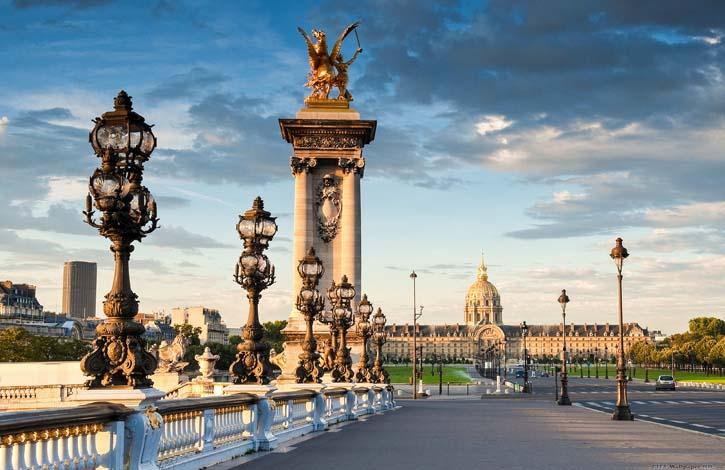 Блиц Париж