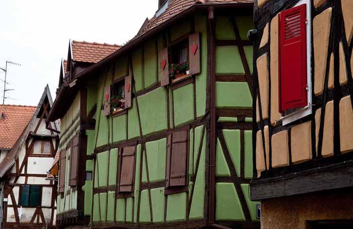 Франция, Эльзас