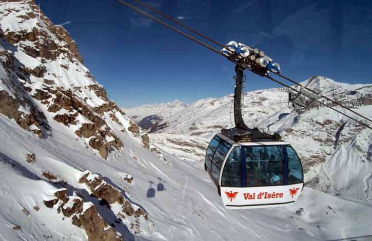Франция, Французские Альпы