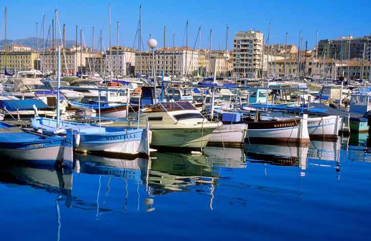 Франция, Марсель