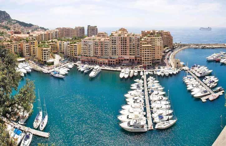 Франция, Монако