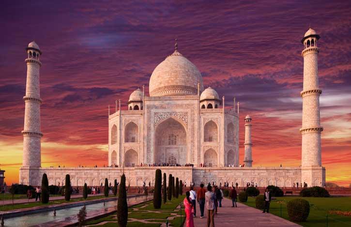 Индия, Агра 1