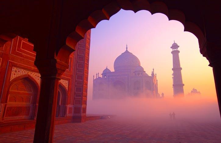 Индия, Агра 2