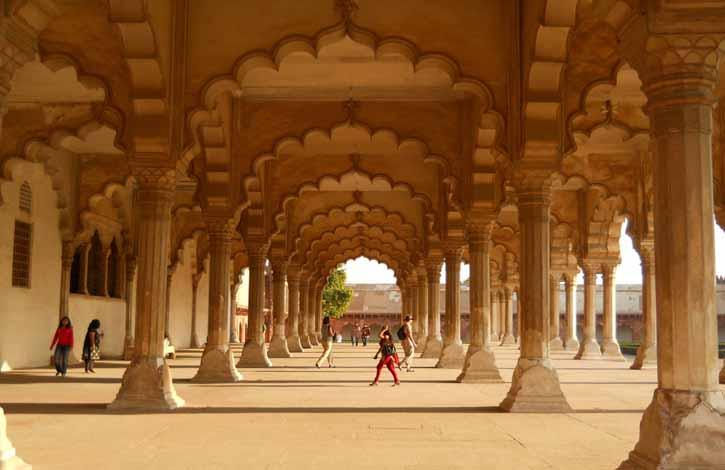 Индия, Агра 3