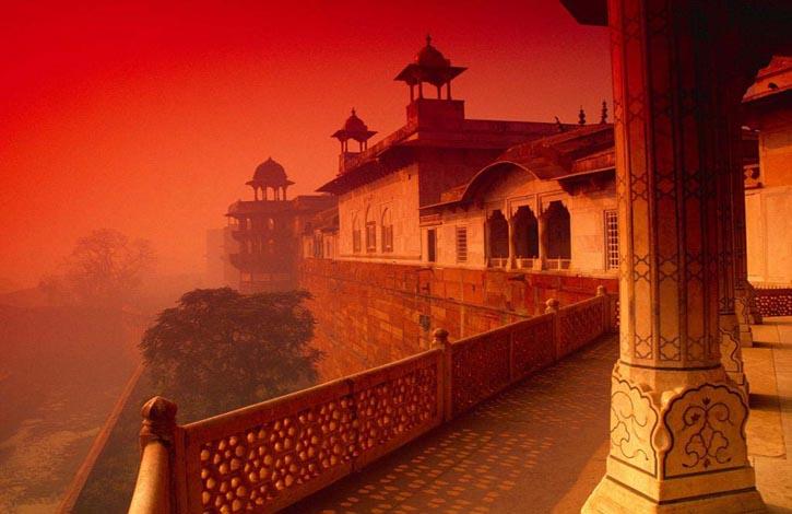 Индия, Агра 5