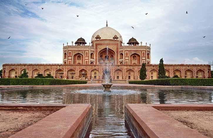 Индия, Дели 2