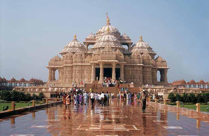 Индия, Дели 4