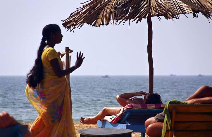 Индия, Кандолим ГОА 1