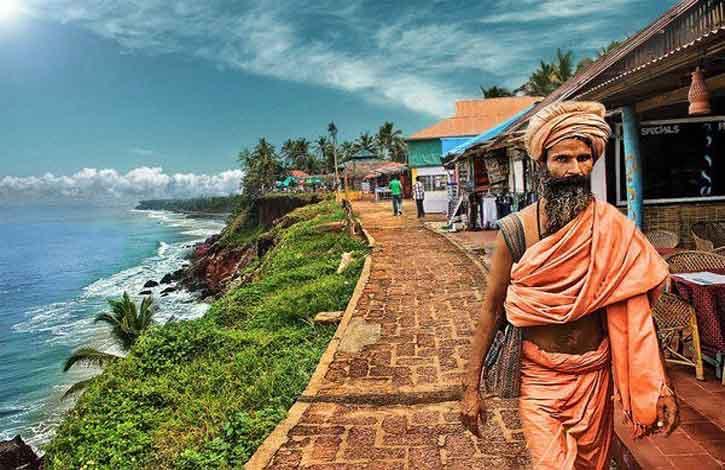 Индия, Керала 5