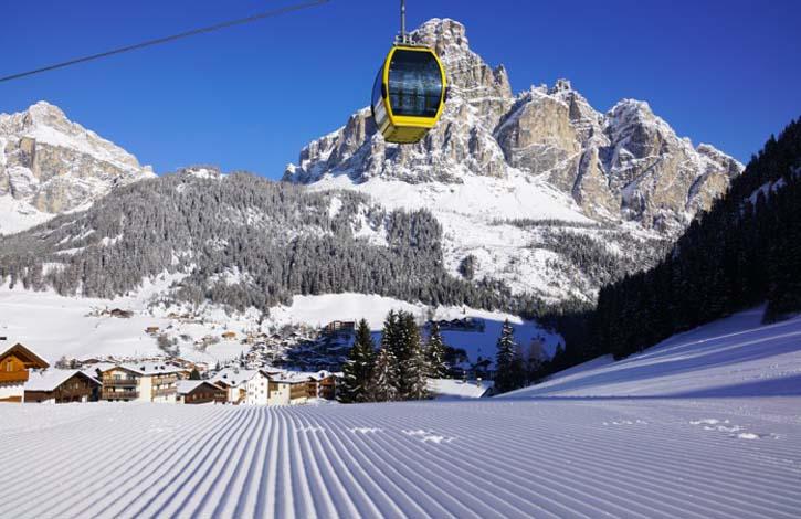 Италия, Итальянские Альпы