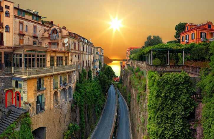 Италия, Сорренто