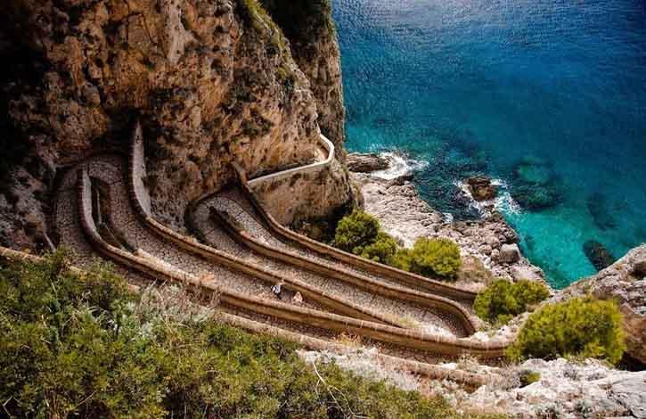 Италия, о. Капри