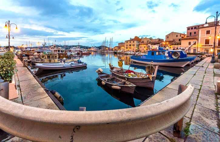 Италия, о. Сардиния