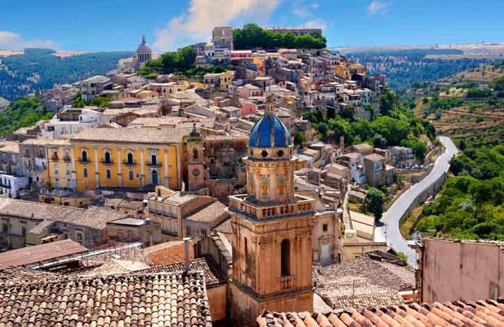 Италия, о. Сицилия