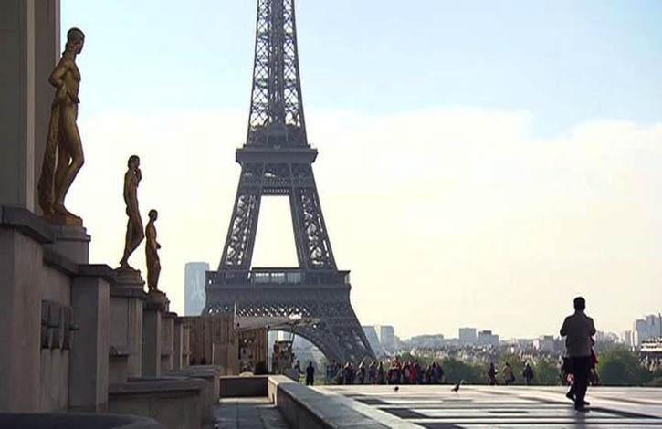 Прикосновение Парижа