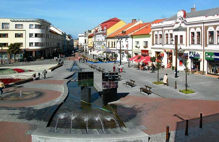 Словакия, Липтовски Микулаш