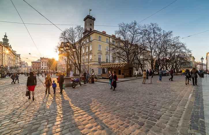 Украина, Львов 3