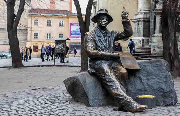 Украина, Львов 5