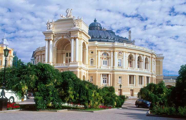 Украина, Одесса