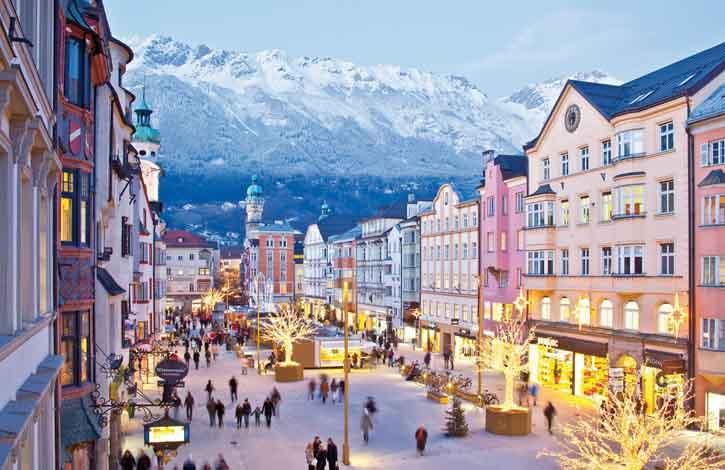Австрия, Инсбрук 2