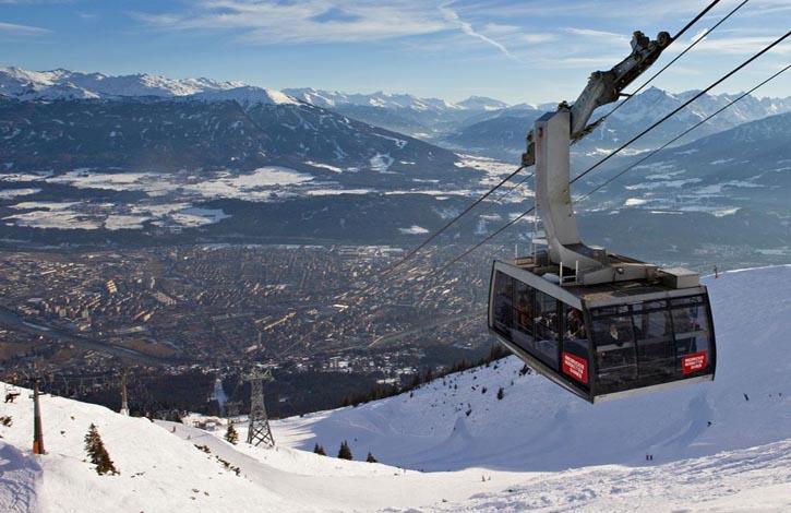 Австрия, Инсбрук 3