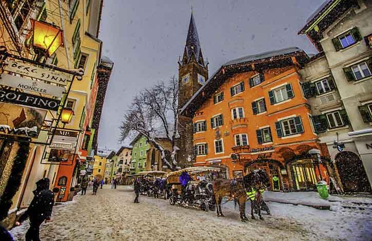 Австрия, Китцбюэль 1
