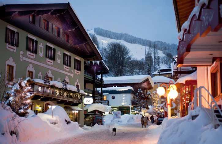 Австрия, Заальбах 2