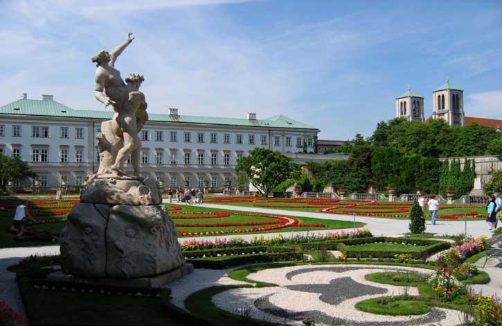 Австрия, Зальцбург 3