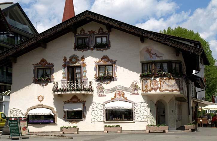 Австрия, Зеефельд 4