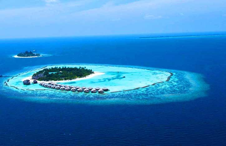 Мальдивы, Адду Атолл 1