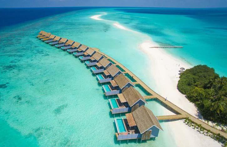 Мальдивы, Ари & Расду Атоллы 1