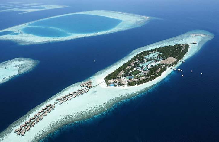 Мальдивы, Ари & Расду Атоллы 2